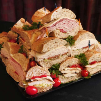 COLD CUT AND SANDWICH PLATTERS